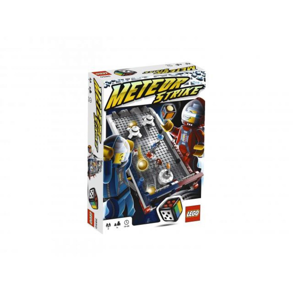 LEGO 3850 Hra Meteor Strike