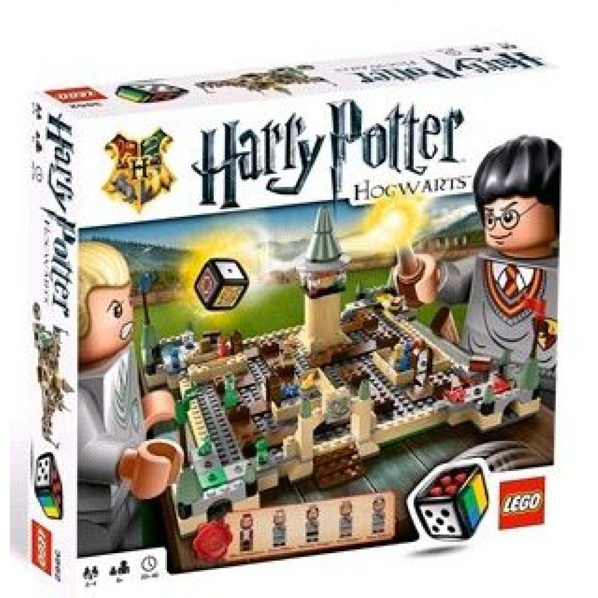 LEGO 3862 Hra Harry Potter Bradavice