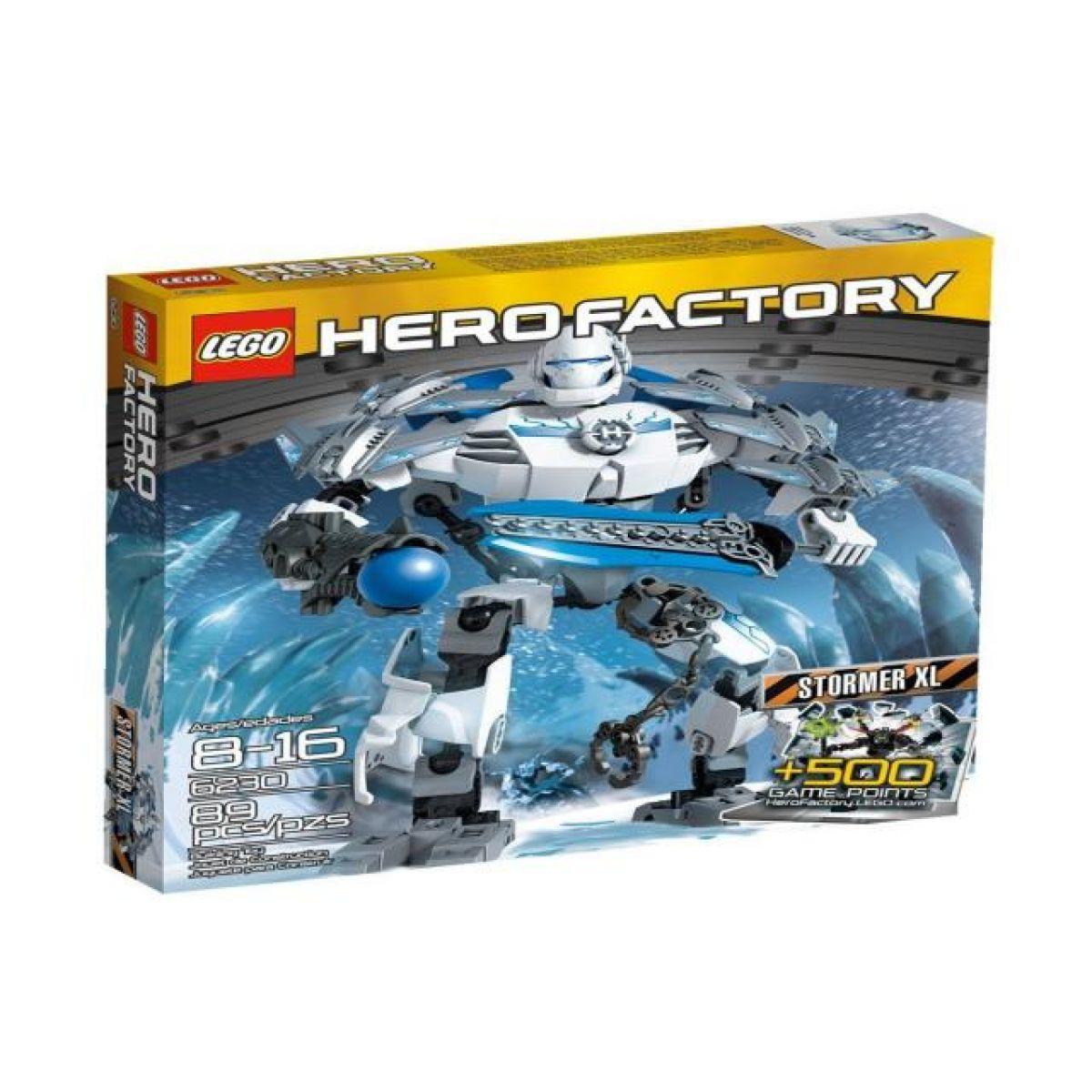 LEGO 6230 Hero Factory Stormer XL