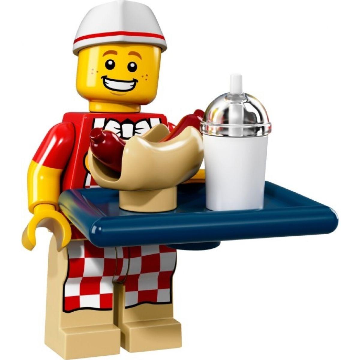 LEGO 71018 Minifigurky 17.série #8