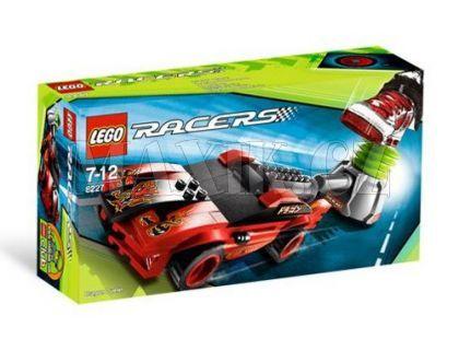 LEGO 8227 RACERS Rudý drak
