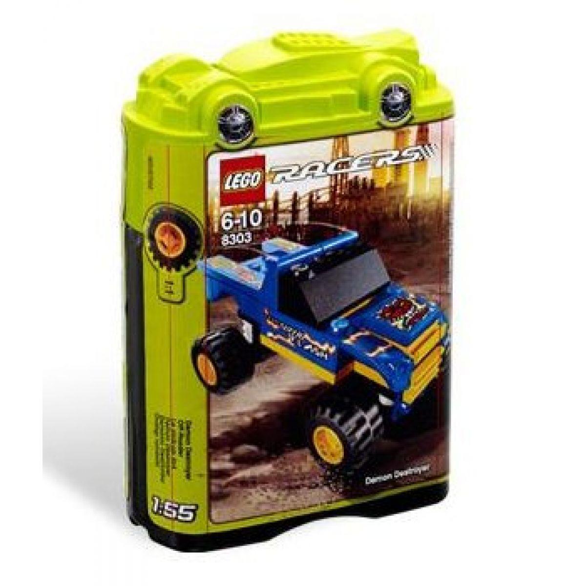 LEGO 8303 RACERS Ďábělský jezdec