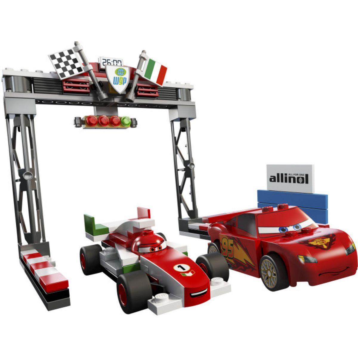 LEGO 8423 CARS World Grand Prix Racing Rivalry