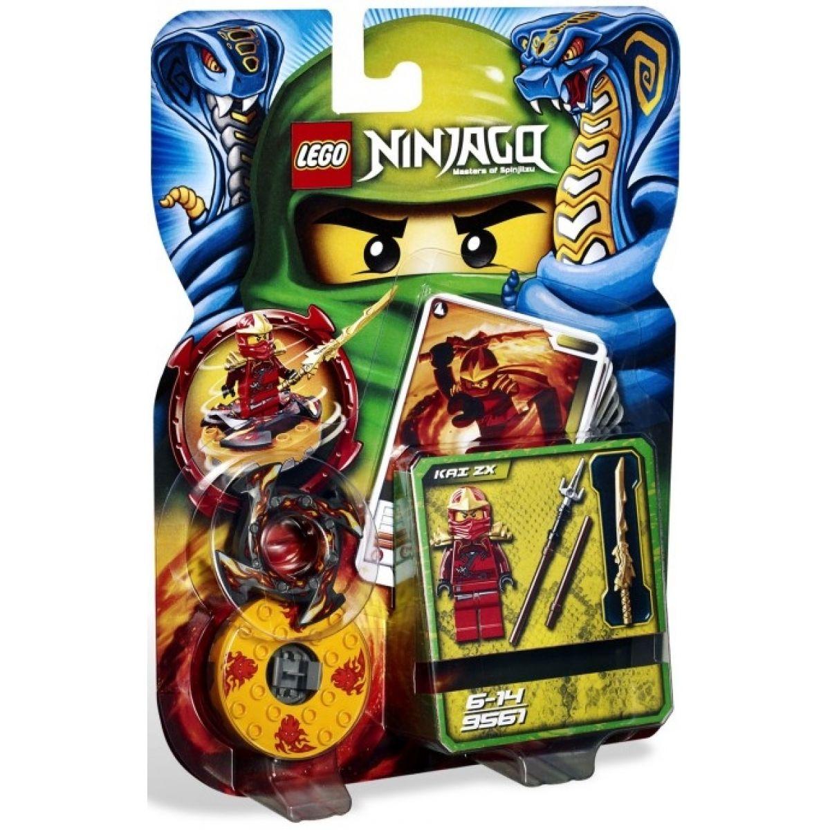 LEGO 9561 Ninjago Kai ZX