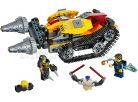 LEGO Agents 70168 Drillex krade diamant 2