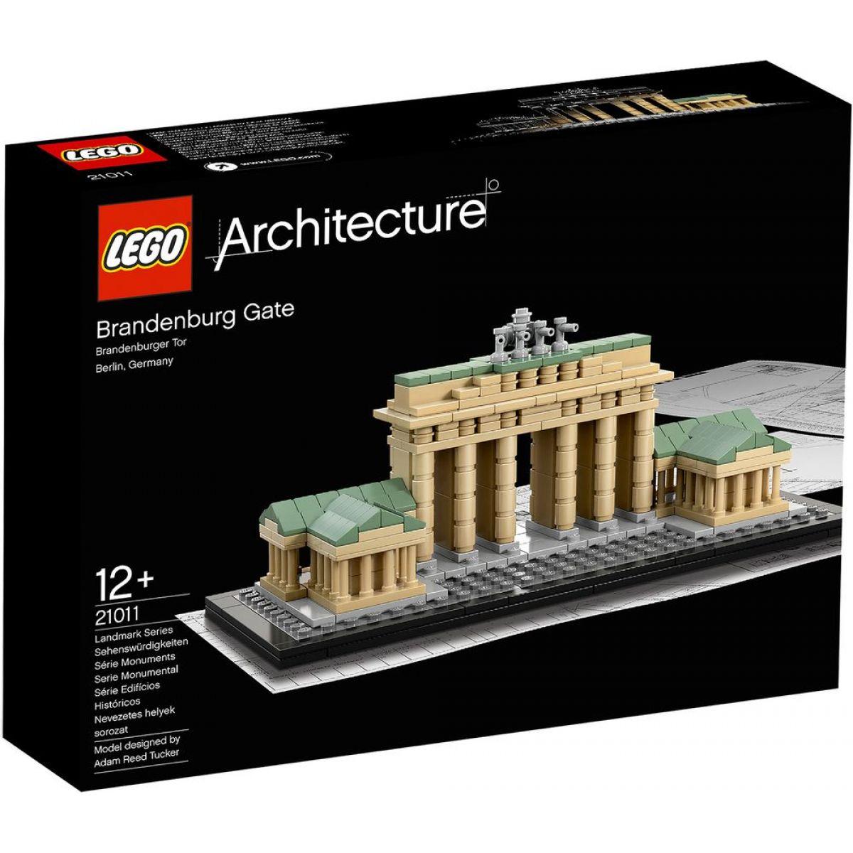 LEGO Architecture 21011 Braniborská brána