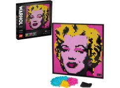LEGO® ART 31197 Andy Warhol's Marilyn Monroe