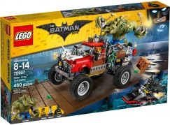 LEGO Batman 70907 Killer Crocův Tail-Gator