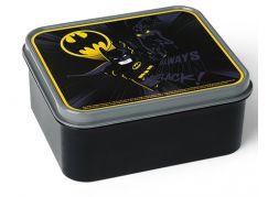 LEGO Batman box na svačinu černá