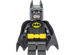 LEGO Batman Movie Batman Hodiny s budíkem