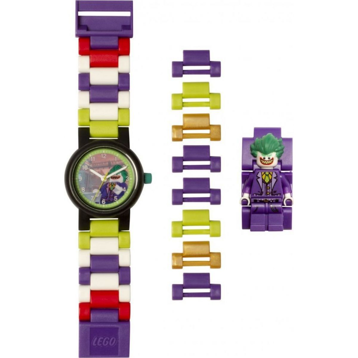LEGO Batman Movie Joker Hodinky