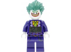 LEGO Batman Movie Joker Hodiny s budíkem
