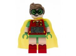 LEGO Batman Movie Robin hodiny s budíkem