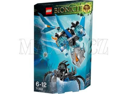 LEGO Bionicle 71302 Akida Stvoření z vody
