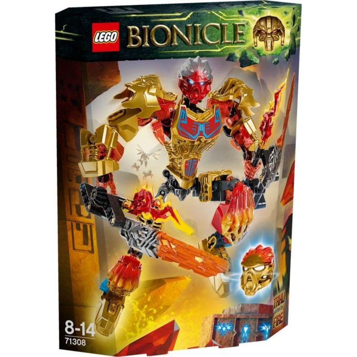 LEGO Bionicle 71308 Tahu Sjednotitel ohně