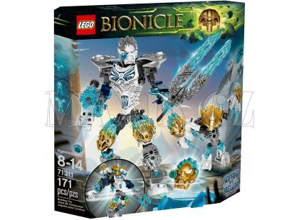 LEGO Bionicle 71311 Sjednocení Kopaka a Melum