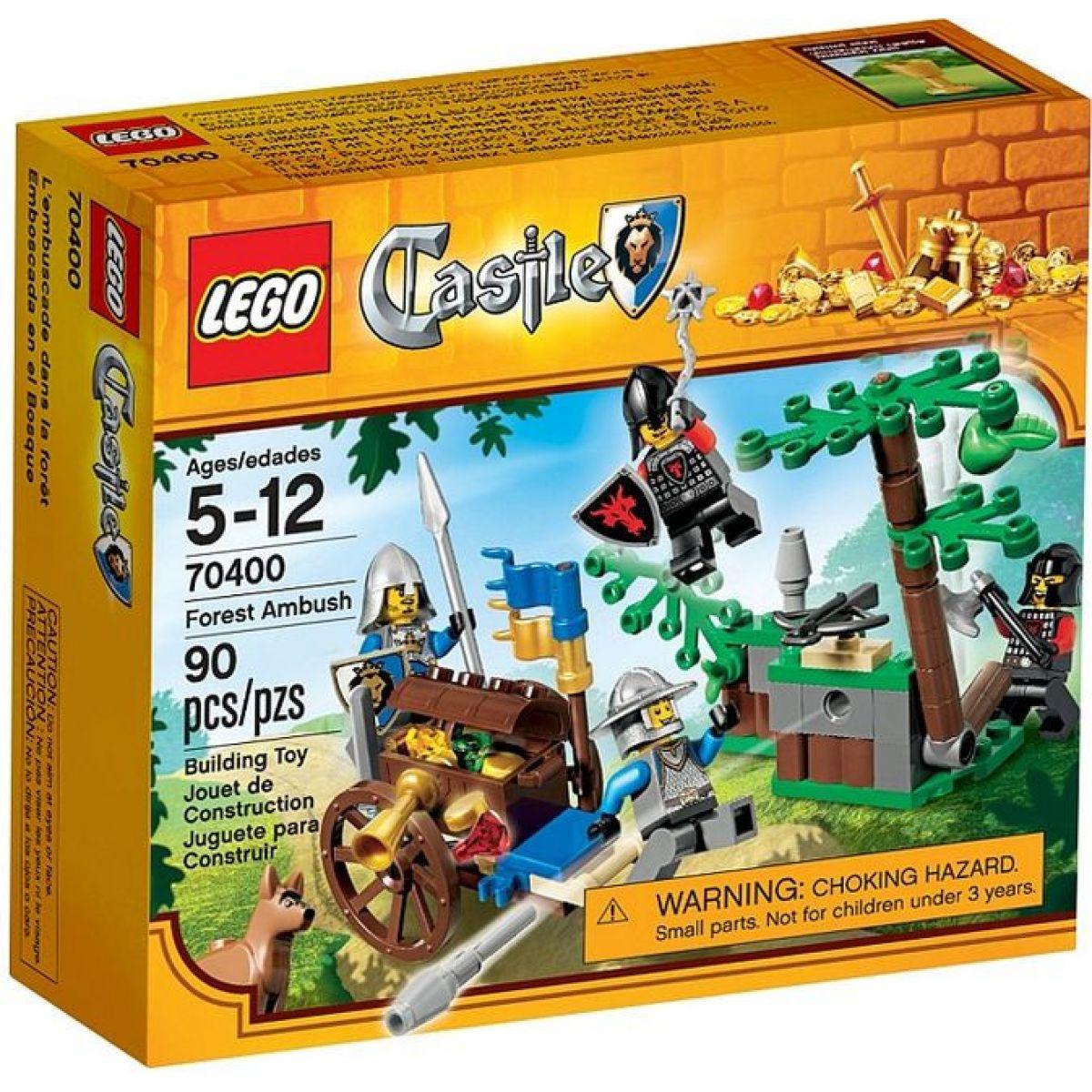 LEGO Castle 70400 Lesní léčka
