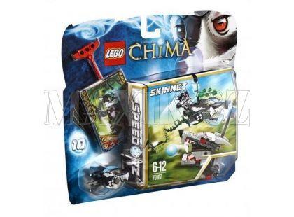 LEGO Chima 70107 Skunk útočí