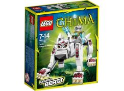 LEGO Chima 70127 Vlk - Šelma Legendy - Poškozený obal