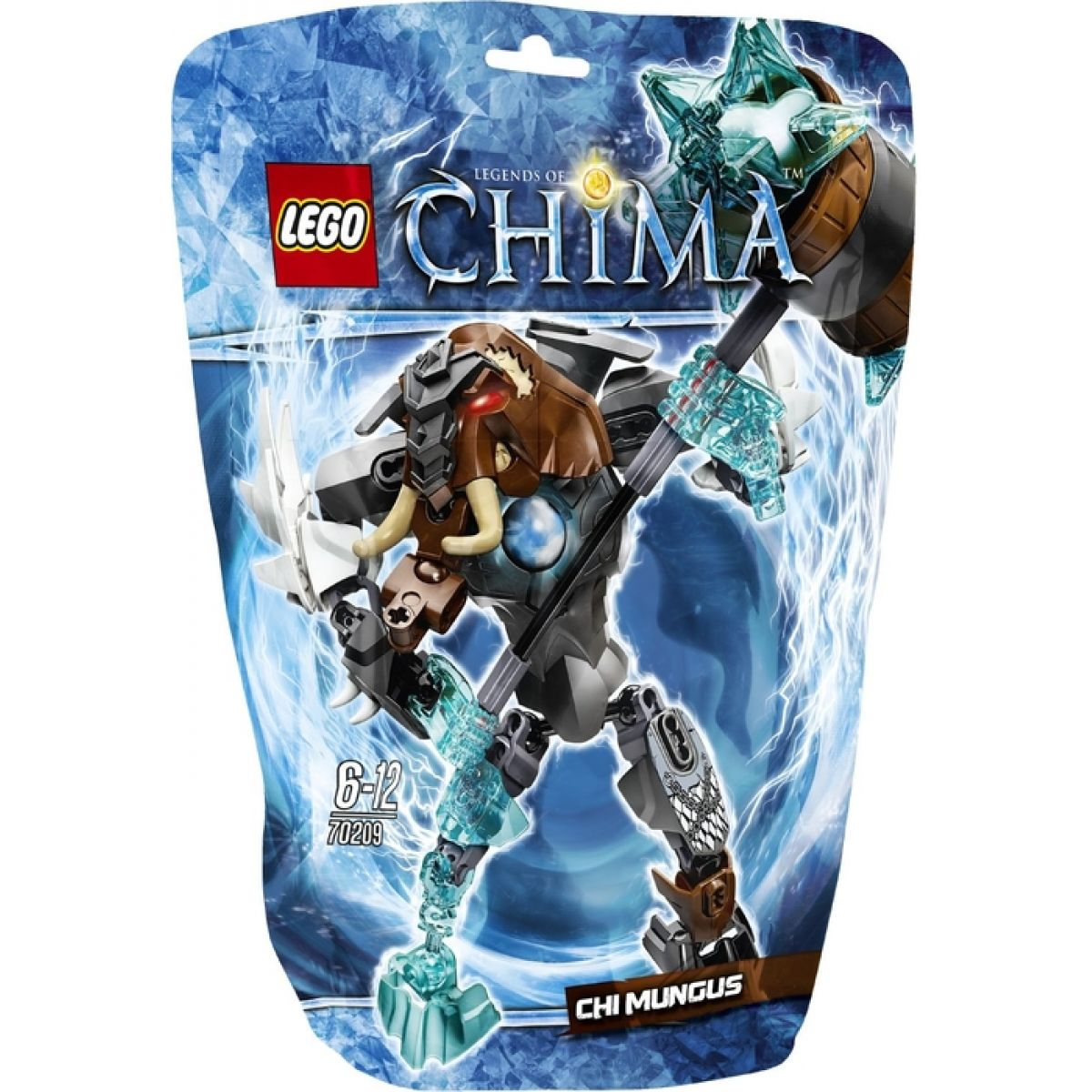LEGO Chima 70209 Chi Mungus