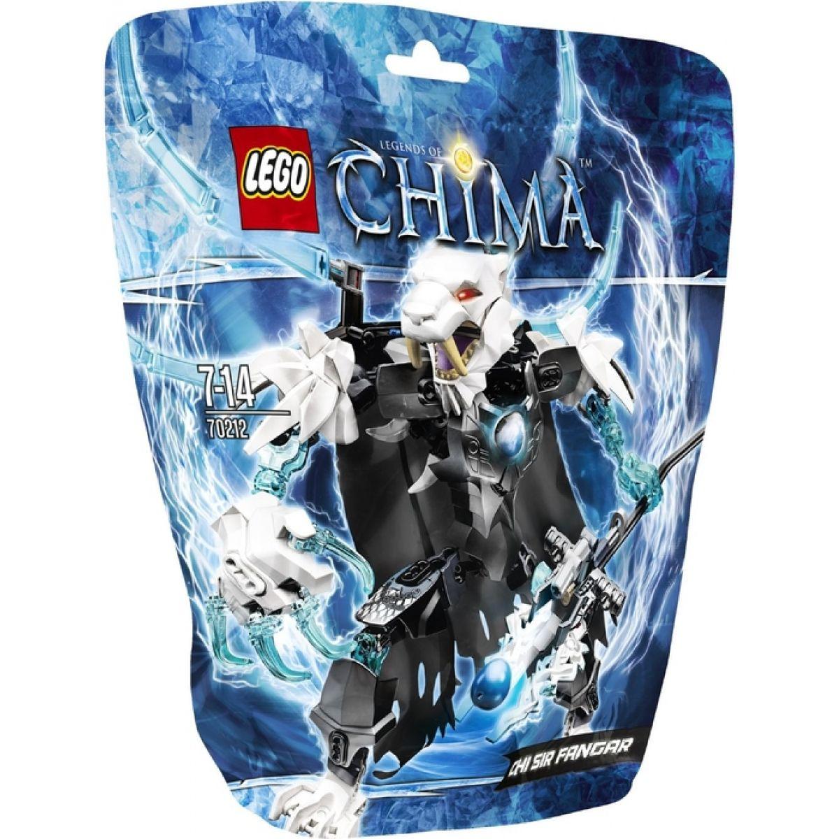 LEGO Chima 70212 Chi Sir Fangar