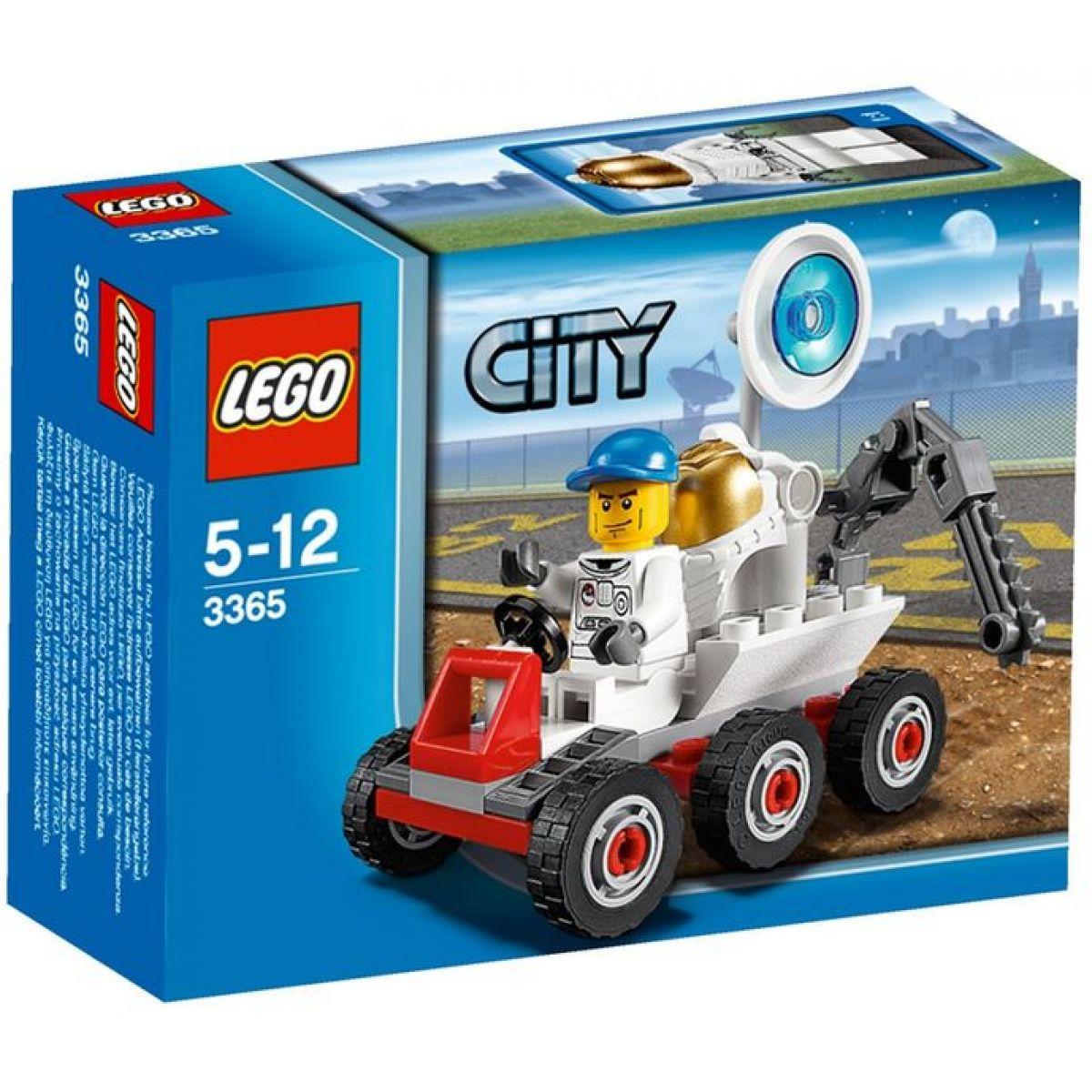 LEGO City 3365 Vesmírná měsíční bugina