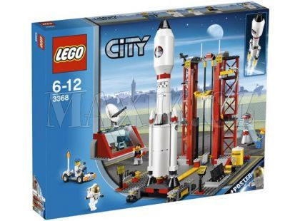 LEGO City 3368 Vesmírné centrum