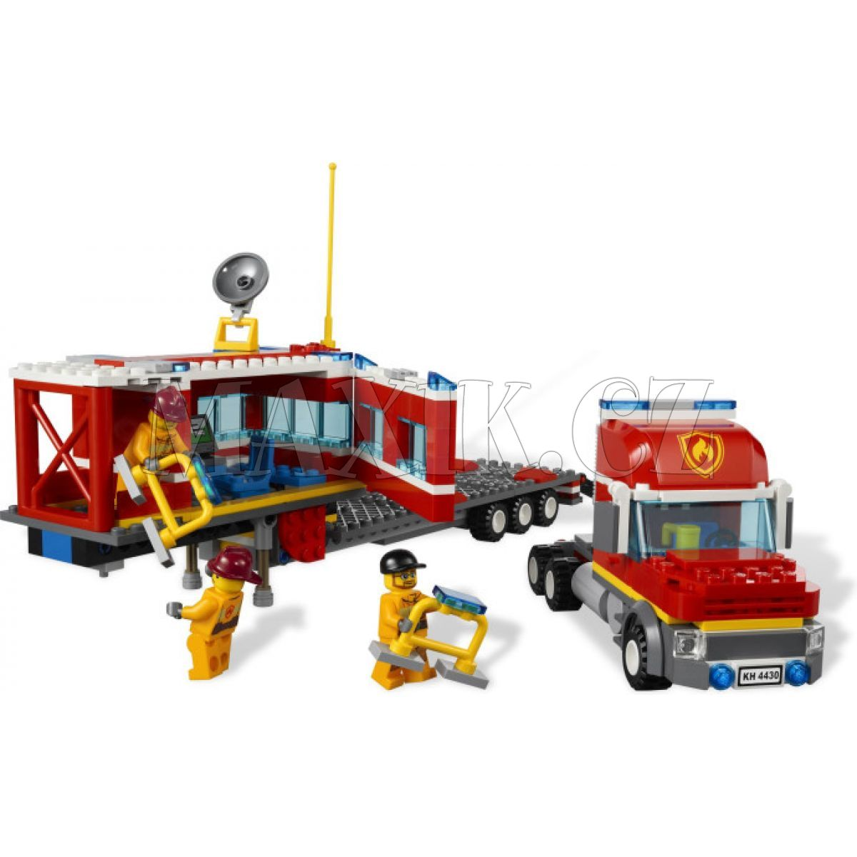 lego city 4430 hasi sk transport r max kovy hra ky. Black Bedroom Furniture Sets. Home Design Ideas