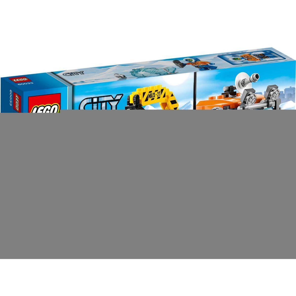 LEGO City 60033 Polární ledolam