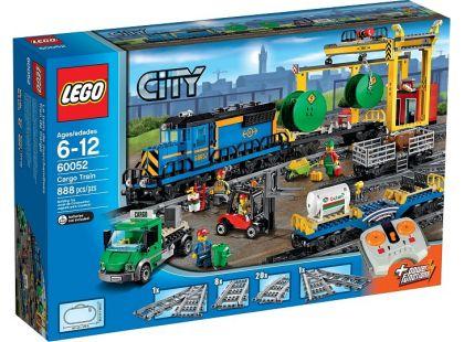 LEGO City 60052 Nákladní vlak - Poškozený obal