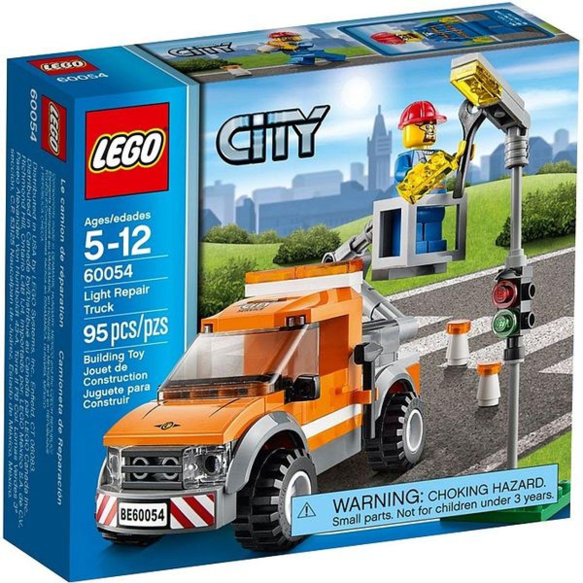 LEGO City 60054 Opravářský vůz s plošinou