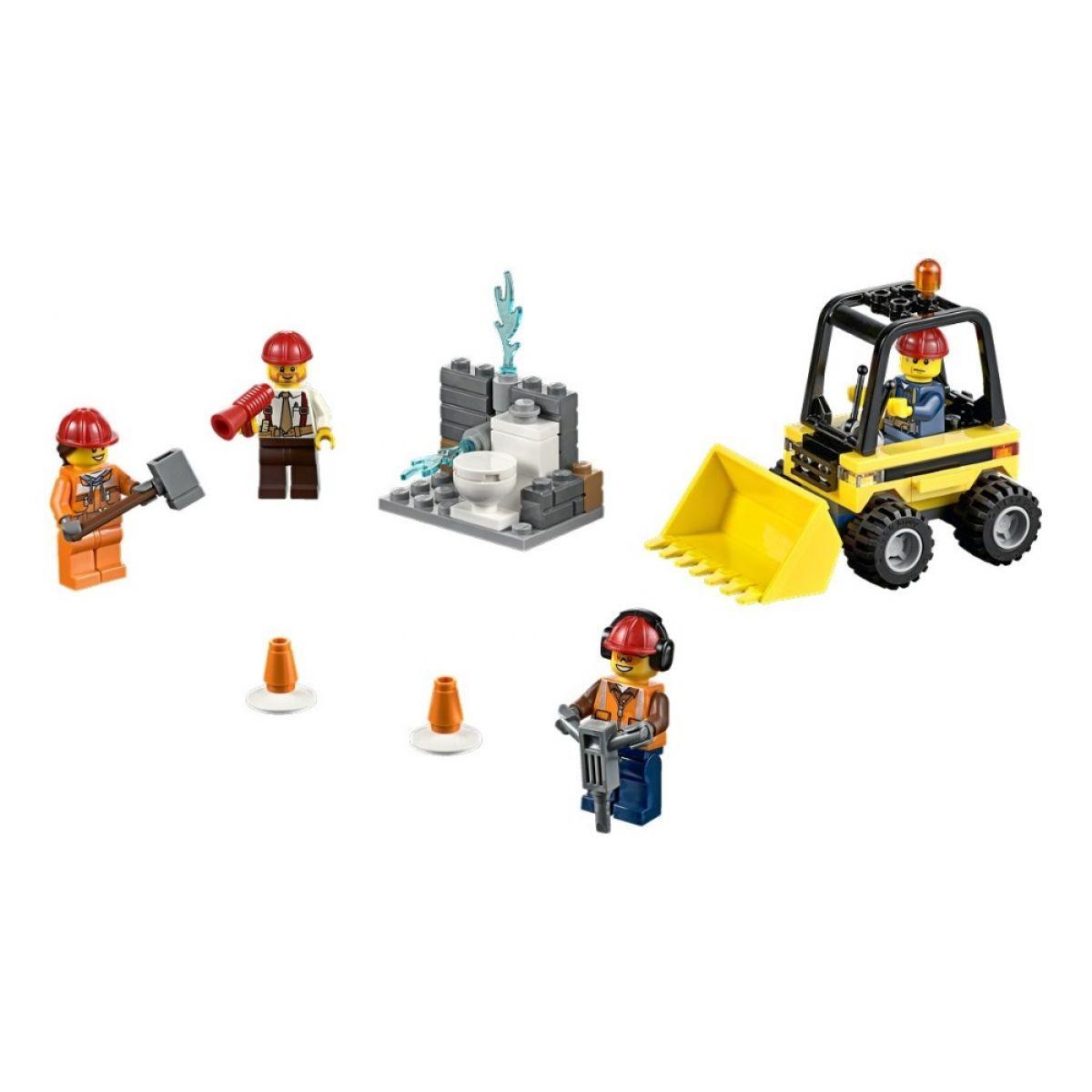 LEGO City 60072 Demoliční práce Startovací sada #2