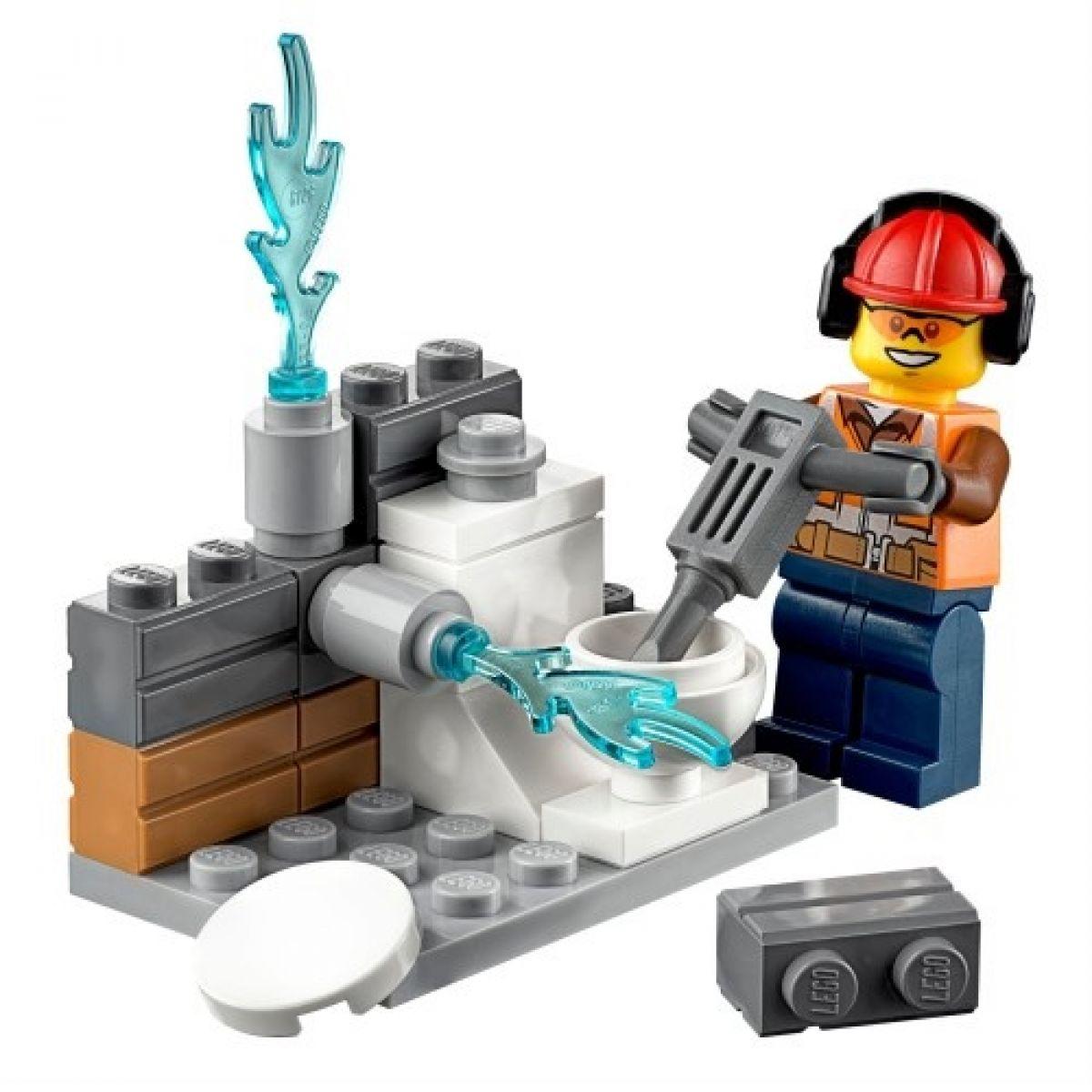 LEGO City 60072 Demoliční práce Startovací sada #3