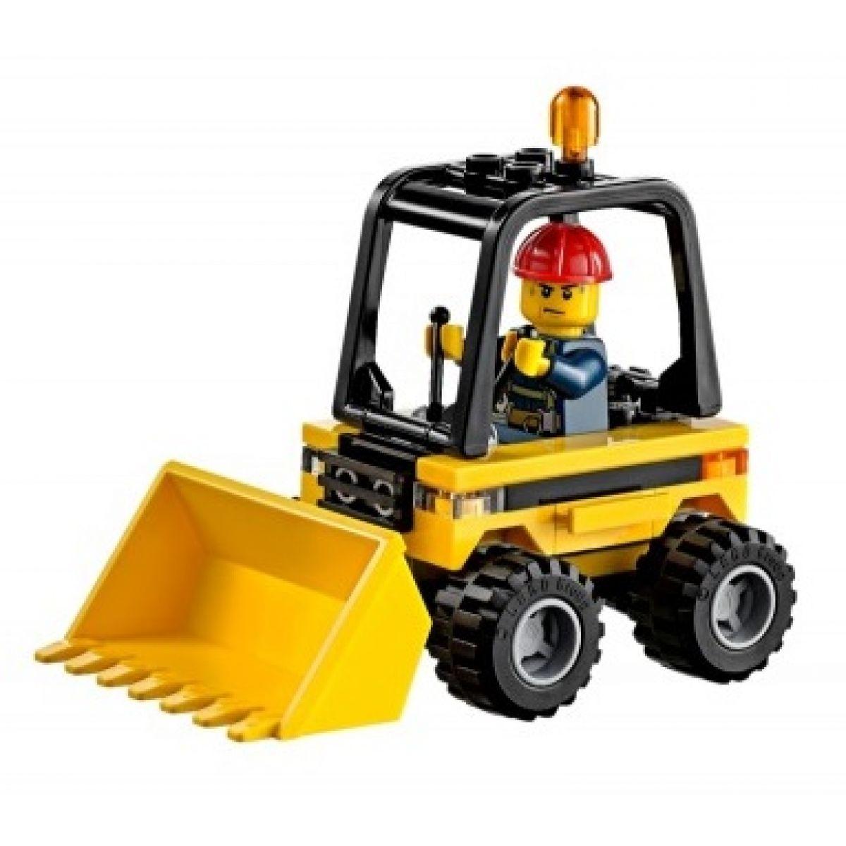 LEGO City 60072 Demoliční práce Startovací sada #4