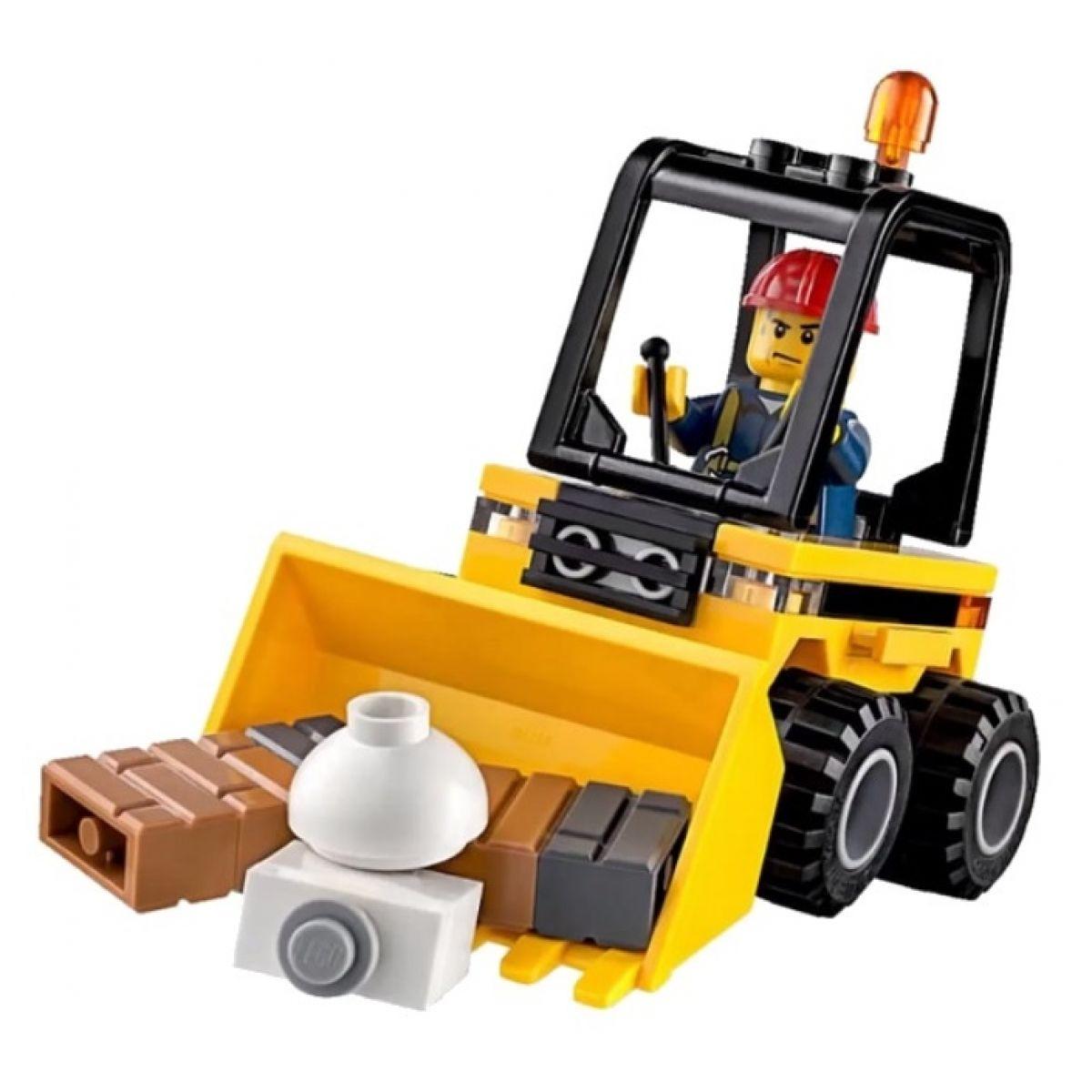 LEGO City 60072 Demoliční práce Startovací sada #5