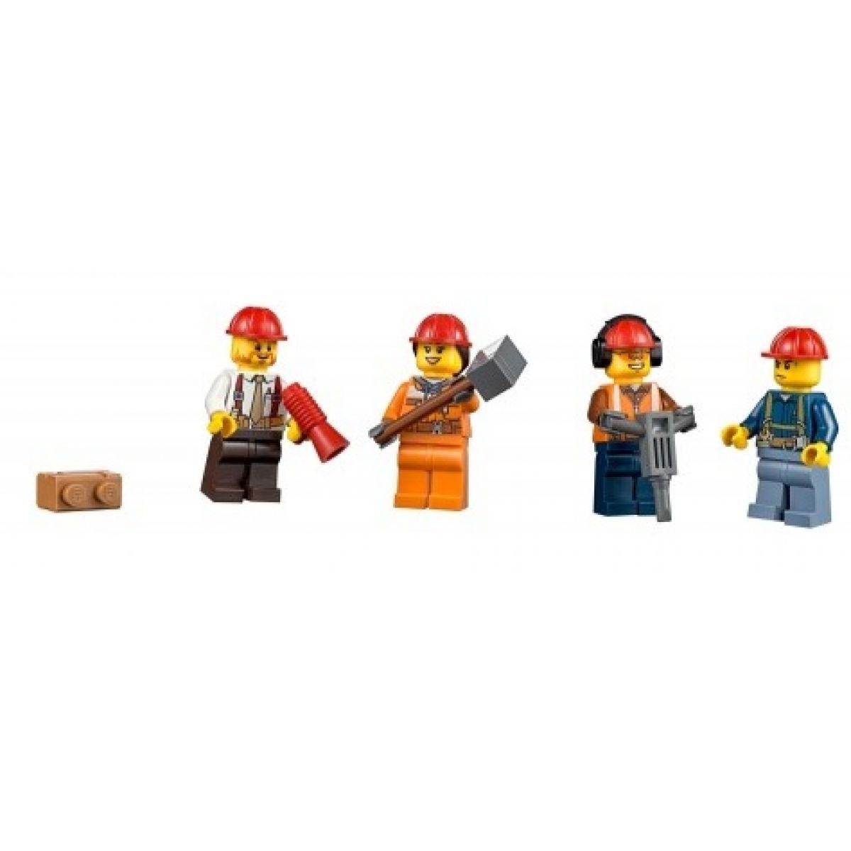 LEGO City 60072 Demoliční práce Startovací sada #6