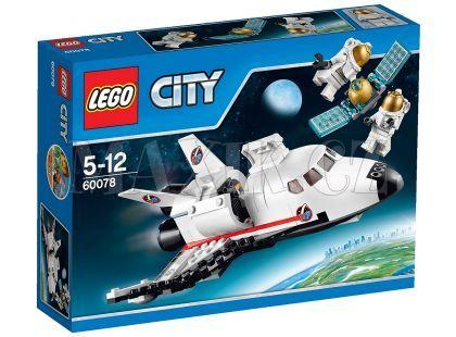 LEGO City 60078 Servisní výsadkový člun