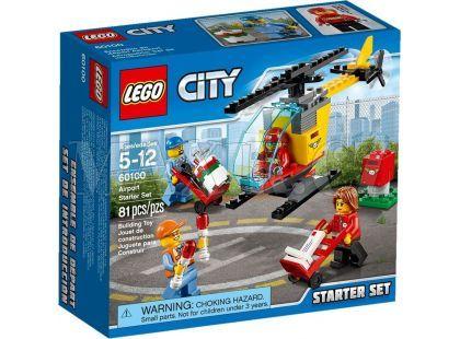 LEGO City 60100 Letiště Startovací sada