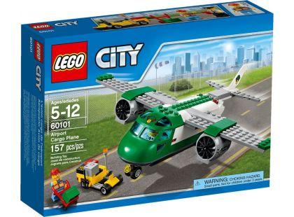 LEGO City 60101 Letiště Nákladní letadlo