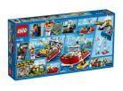 LEGO City 60109 Hasičský člun 2