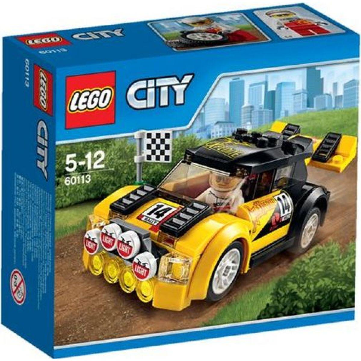 LEGO City 60113 Závodní auto