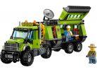 LEGO City 60124 Sopečná základna průzkumníků 3