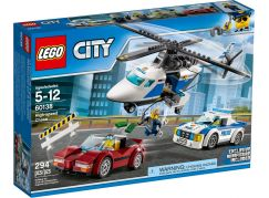 LEGO City 60138 Honička ve vysoké rychlosti