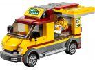 LEGO City 60150 Dodávka s pizzou 3