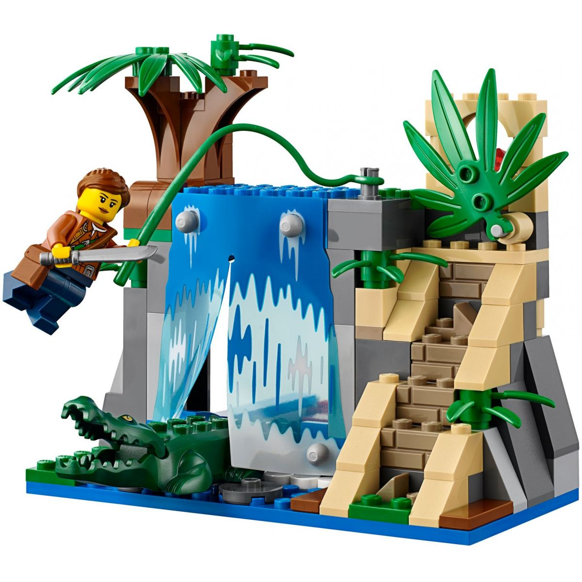 LEGO City 60160 Mobilní laboratoř do džungle #5