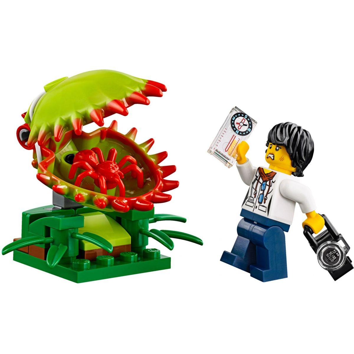 LEGO City 60160 Mobilní laboratoř do džungle #7