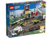 LEGO City 60198 Nákladní vlak - Poškozený obal
