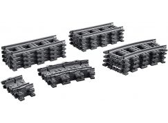 LEGO City 60205 Koleje