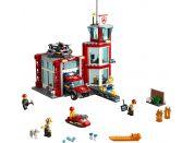 LEGO City 60215 Hasičská stanice