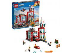LEGO® City 60215 Hasičská stanice